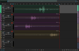 Zoom H6 into Adobe Audition