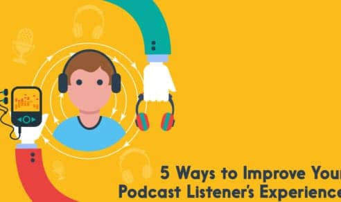 Improving your podcast listener experience