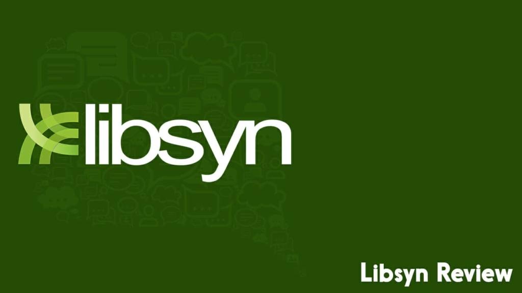 libsyn review