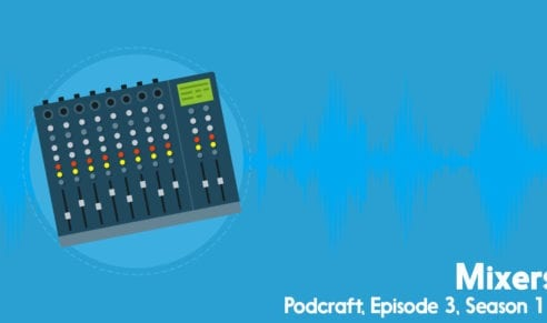 podcast mixers - podcraft