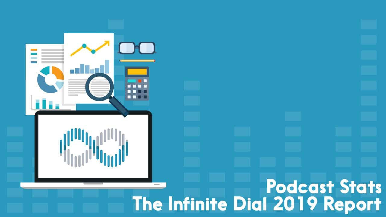 Podcast Stats | The Infinite Dial 2019 Report