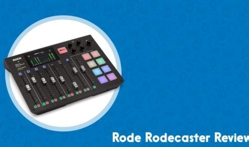 rode rodecaster review