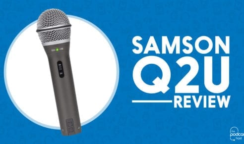 Samson Q2U Review