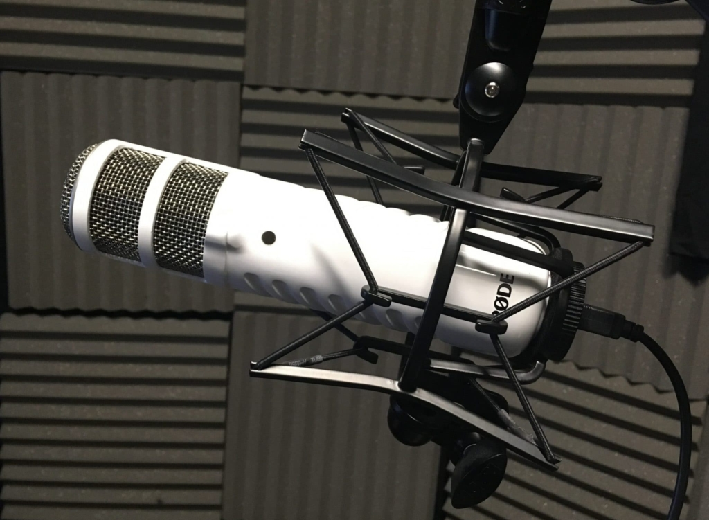 Rode Podcaster: USB Microphone