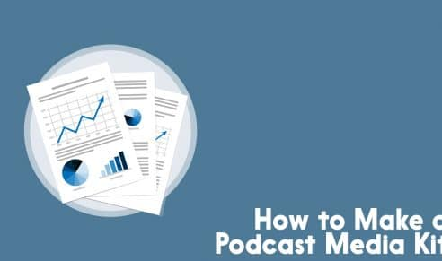 Make a Podcast Media Kit