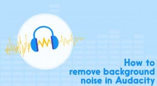 Audacity noise reduction