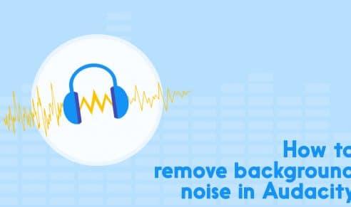 Audacity noise reduction