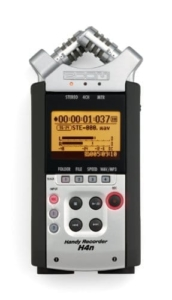 Zoom H4n Digital Podcast Recorder