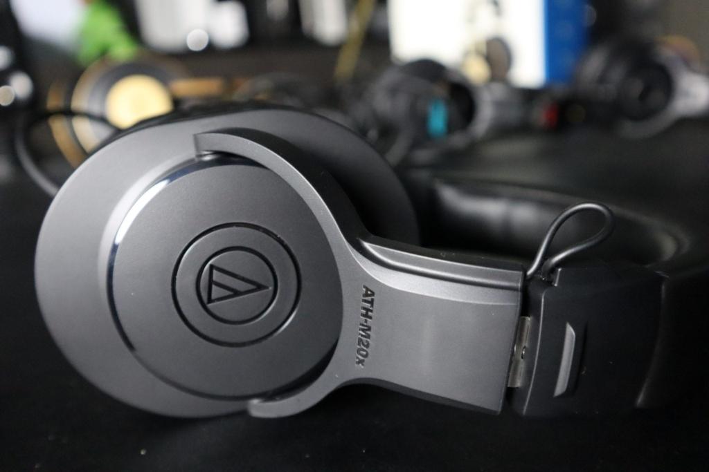 ATMX20s best headphones for podcasting