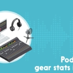 Podcasting gear stats in 2019