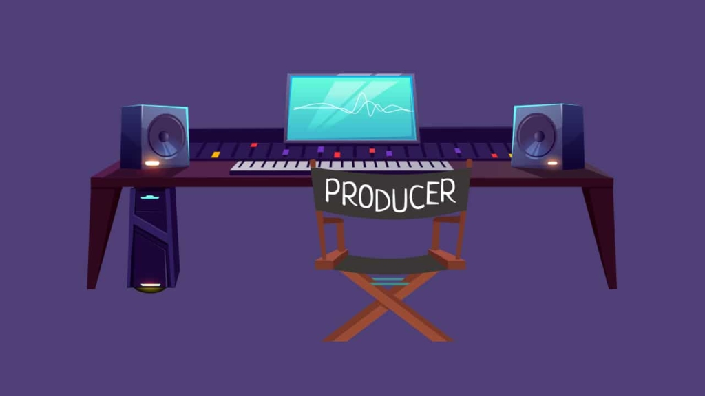 find a podcast producer