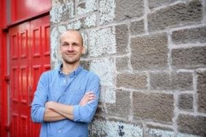 Podcast consultant UK, Colin Gray