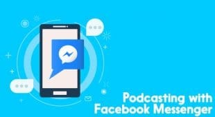 Recording with Facebook messenger