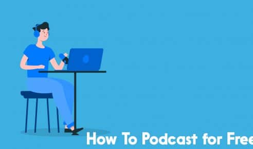 How to Podcast for free