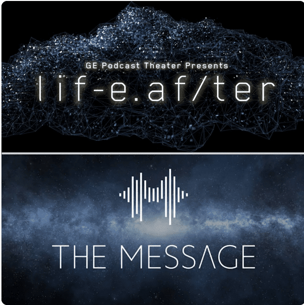 Podcast art for Life After and The Message