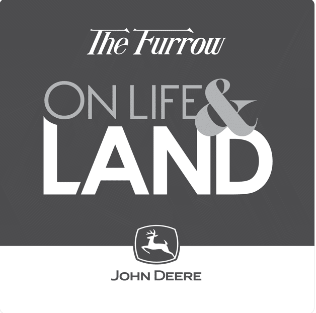 On Life and Land podcast art