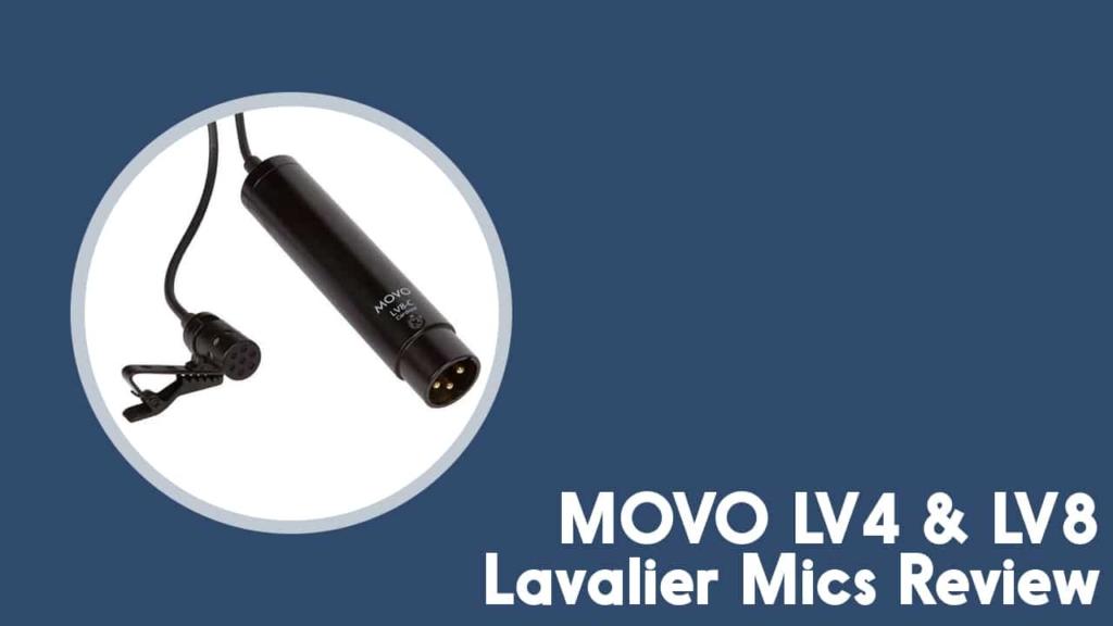 MOVO LV4 & LV8 review