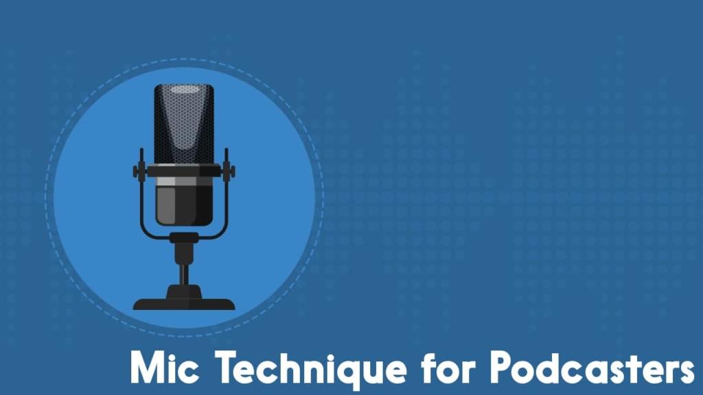 mic technique