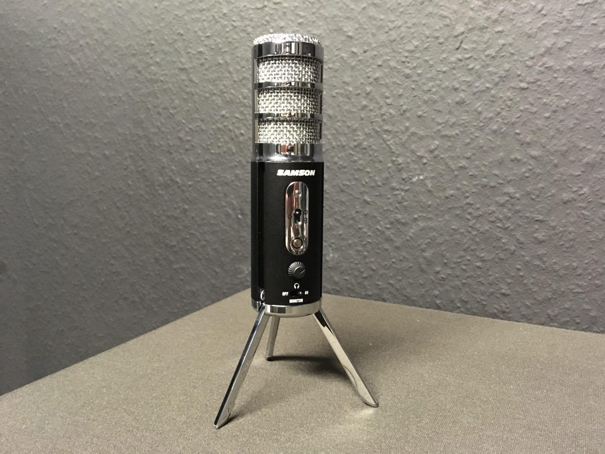 samson satellite usb mic for iphone