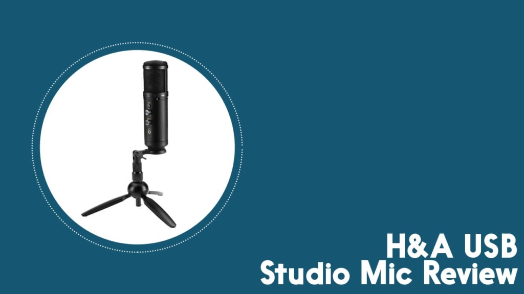 H&A USB Studio Mic