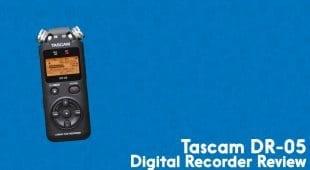 Tascam DR05