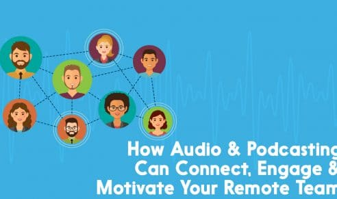 podcasting and remote teams