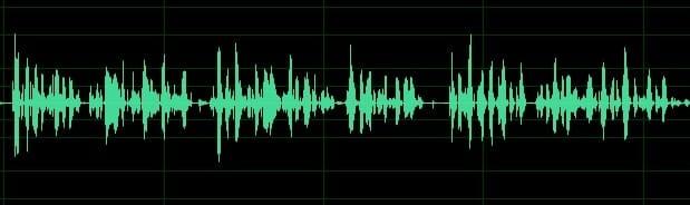 mono audio - podcasting lingo