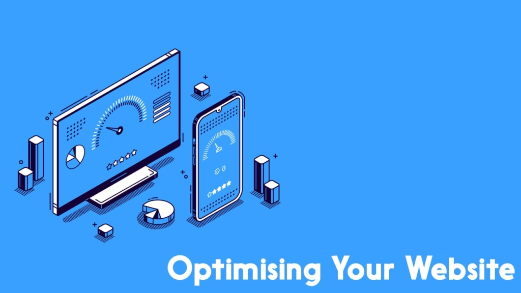 optimising your website