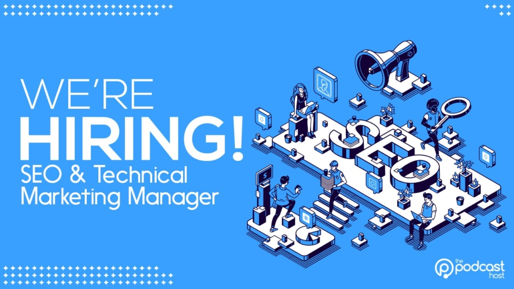 hiring seo & technical marketing manager