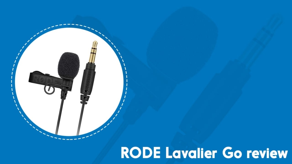 rode lavalier go review