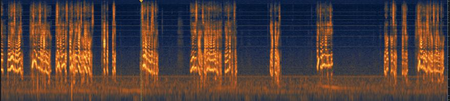 Spectral view in DAW. Power Conditioners: How to Once and For All Rid Yourself of Gear Related Noise