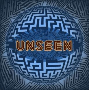 Unseen podcast art