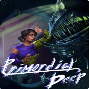 Primordial Deep Podcast Art