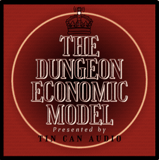 The Dungeon Economic Model podcast art