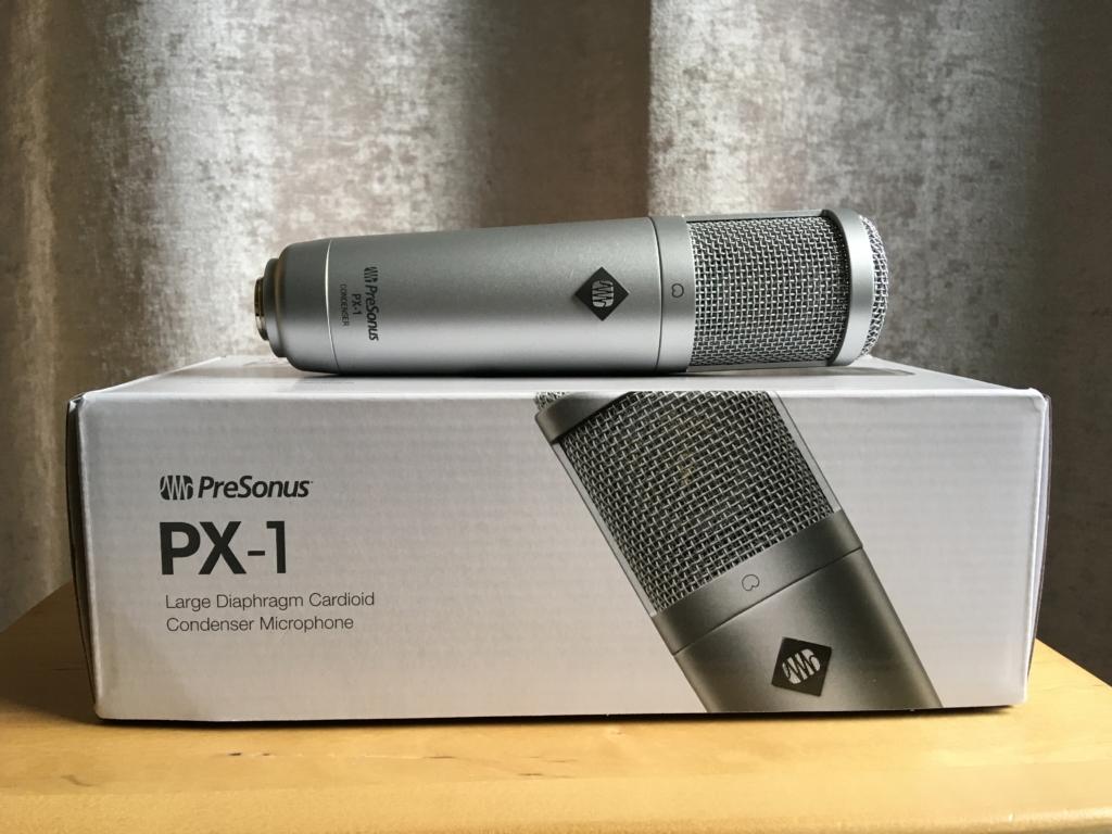 PreSonus PX-1 review