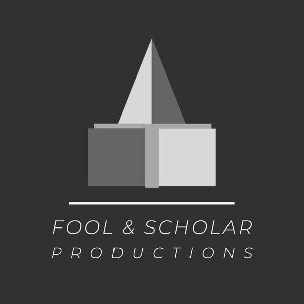 Fool and Scholar logo