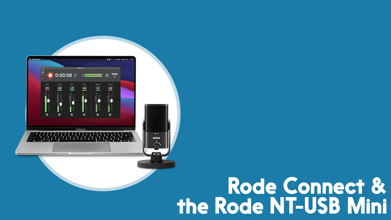 rode connect software
