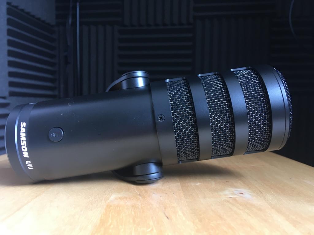 Samson Q9U dynamic mic