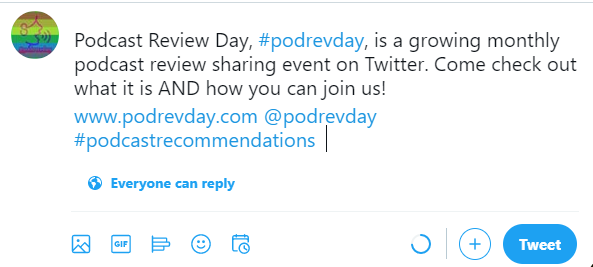 a click to tweet tweet example